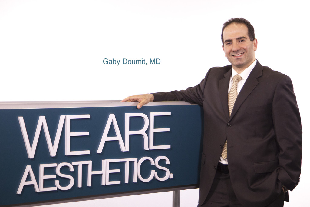 Gaby Doumit for natural breast augmentation